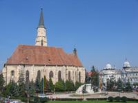 Kolozsvár fõtere